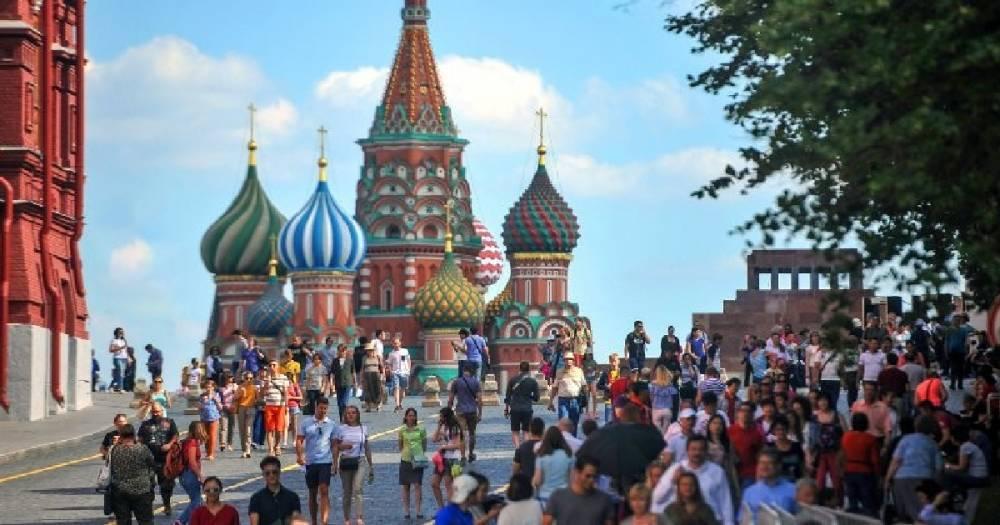 Более 1 млн европейских туристов посетили Россию в 2018 году