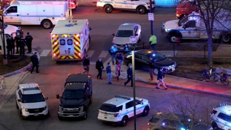 Стрельба в больнице: четыре человека погибли
