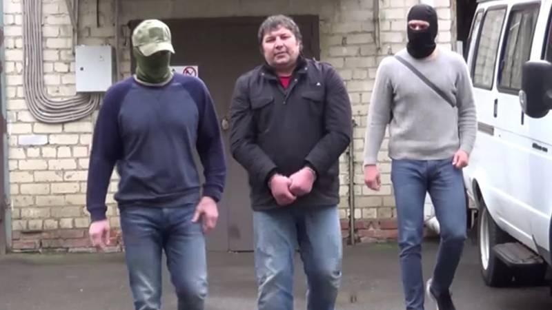 В Москве задержан участник банды Басаева