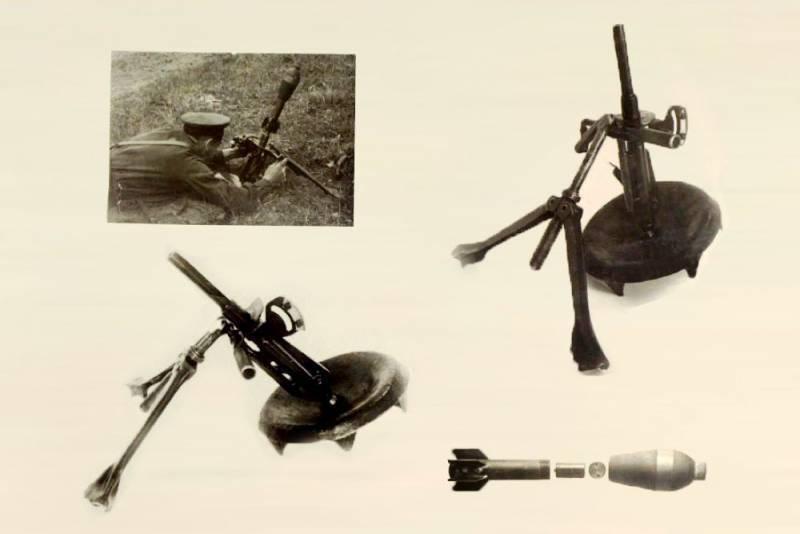 МО РФ рассекретило бесшумный миномёт 1943 года