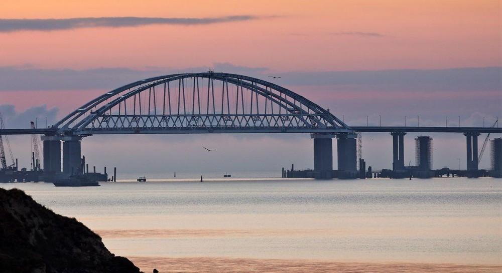 Крымский мост начал проседать - МинВОТ