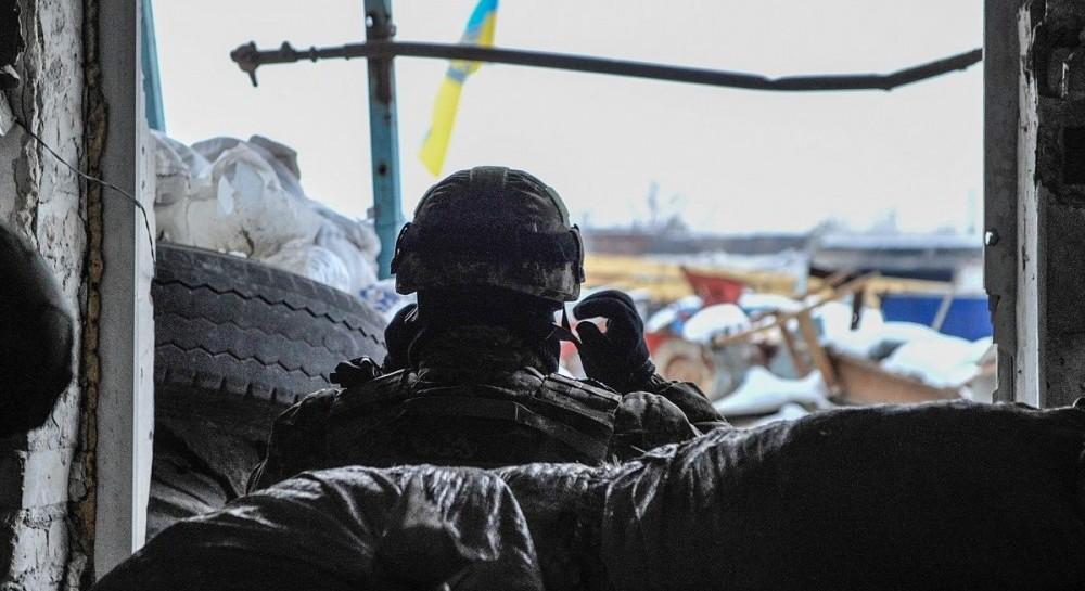 С начала суток на Донбассе наблюдалась относительная тишина