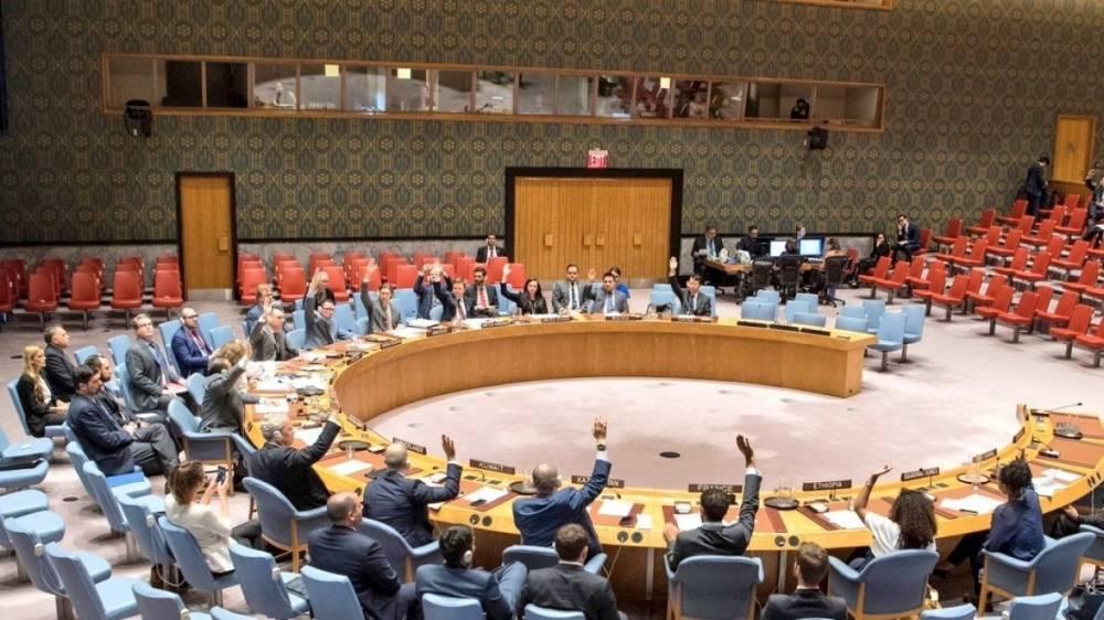 Украина требует лишить членов Совбеза ООН права вето