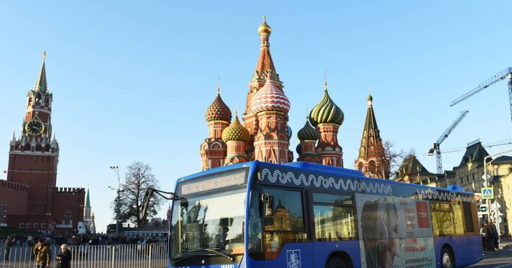 15 млн человек с начала года воспользовались Wi-fi в транспорте Москвы