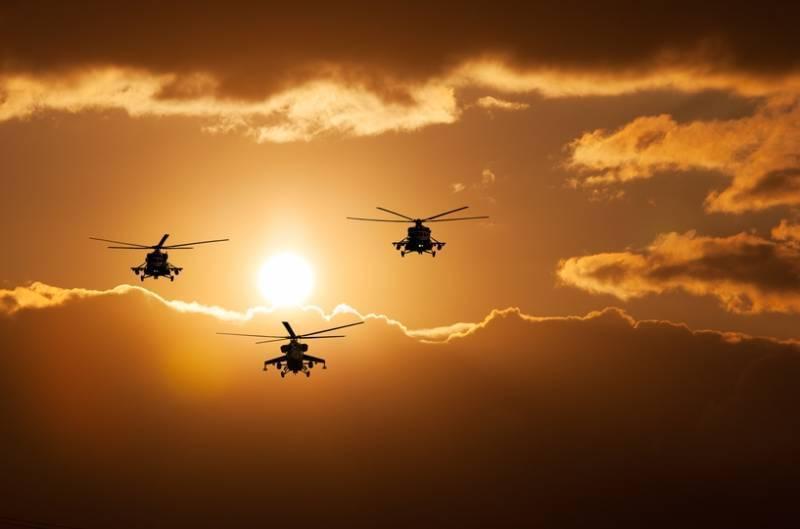 В ЦАГИ заявили о готовности увеличить скорость существующих боевых вертолётов