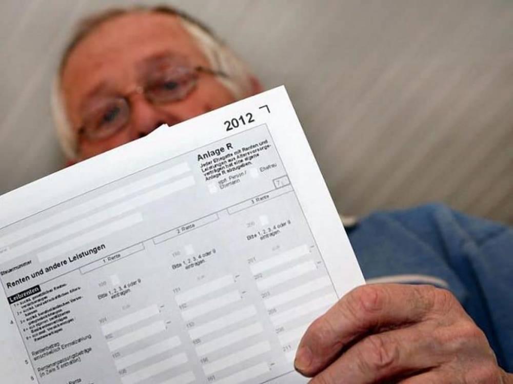Почти 50 тысячам пенсионеров в 2019 году придется платить налоги