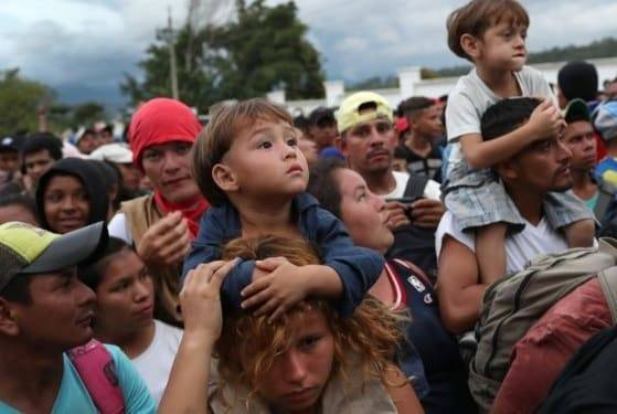 Судья приостановил запрет Трампа на предоставление убежища нелегалам на границе