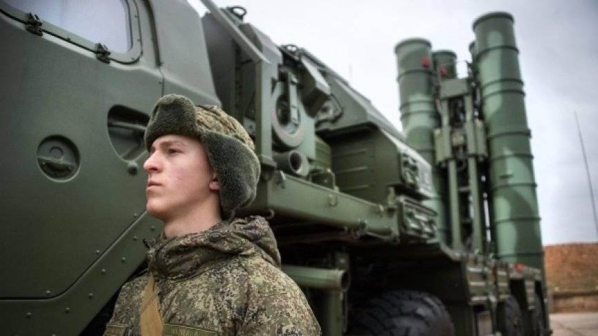 «Экспортныйхит России»: Die Welt назвала российские С-400 козырем против США
