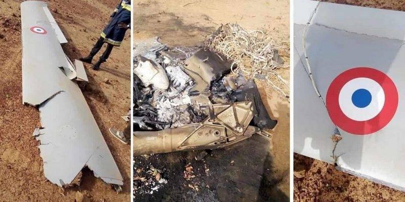 Минобороны Франции подтвердило потерю БПЛА MQ-9 Reaper в Африке
