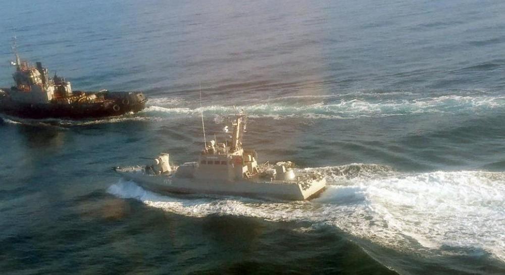РФ атаковала корабль ВМС Украины: появились фото