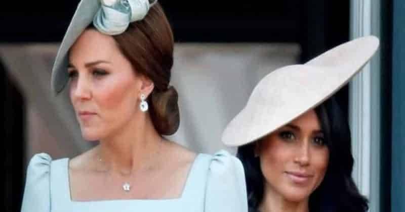 Тесновато стало: Гарри и Меган выселяются из Кенсингтонского дворца