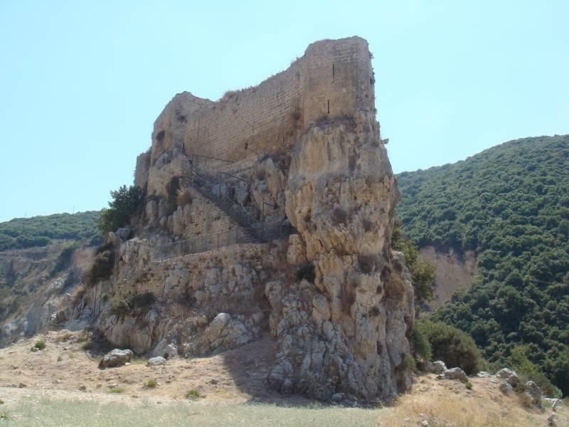 Эль-Мусейляха — ливанская «сторожка»