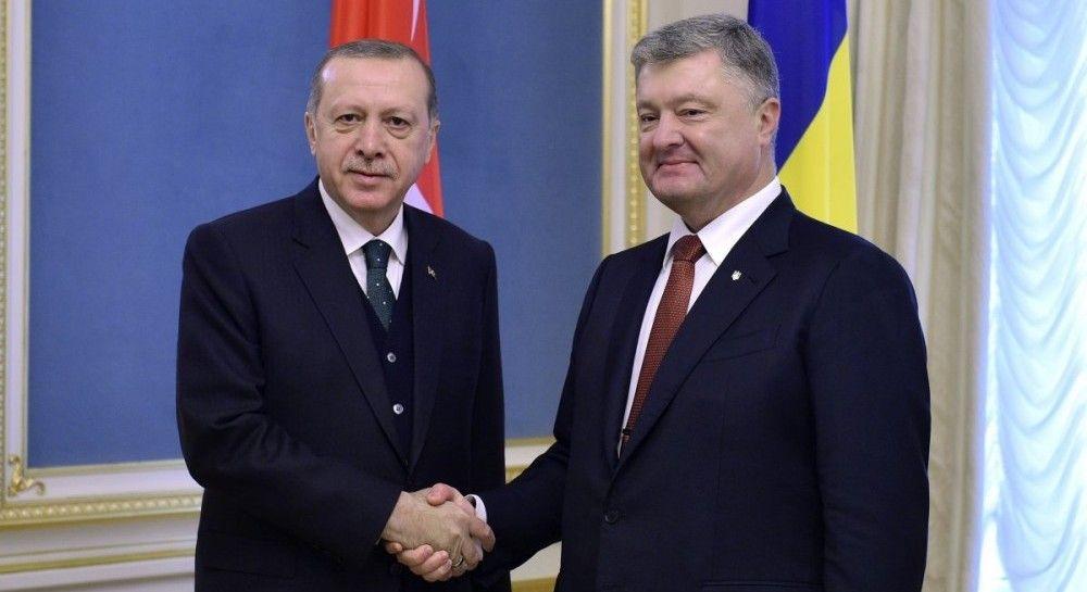 Эрдоган прогнозирует до конца года подписание соглашения о зоне свободной торговли между Украиной и Турцией