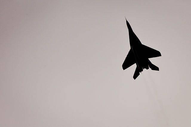 Египетские военные назвали причину крушения МиГ-29