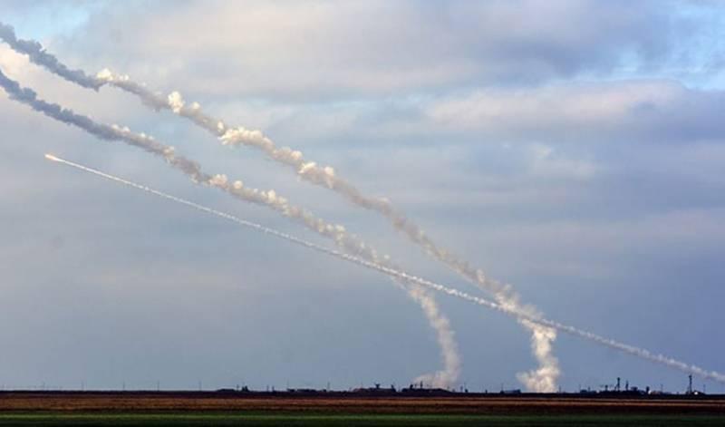Украинский ЗРК С-300В1 применён впервые за 19 лет