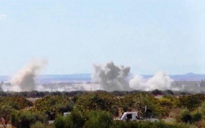 Пять военнослужащих САА погибли в Идлибе