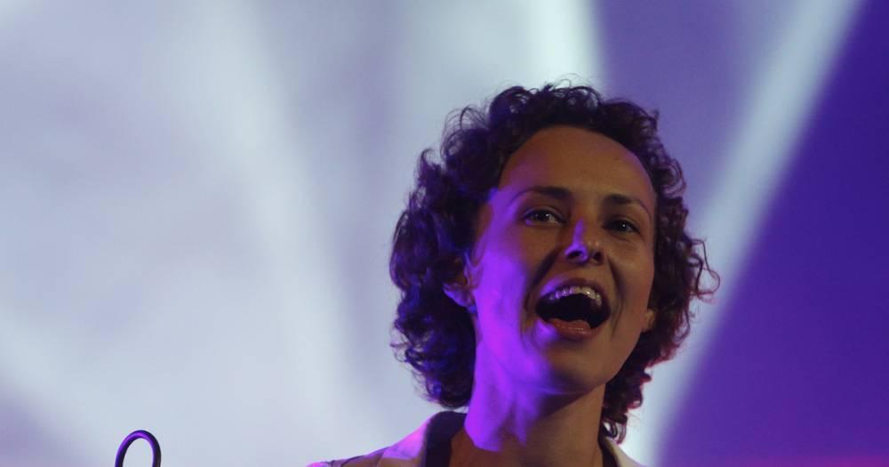 Чичерина выступила в ЛНР вместе с симфоническим оркестром
