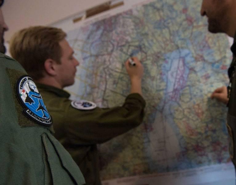 """В Норвегии на карте """"засветили"""" секретный бункер правительства"""