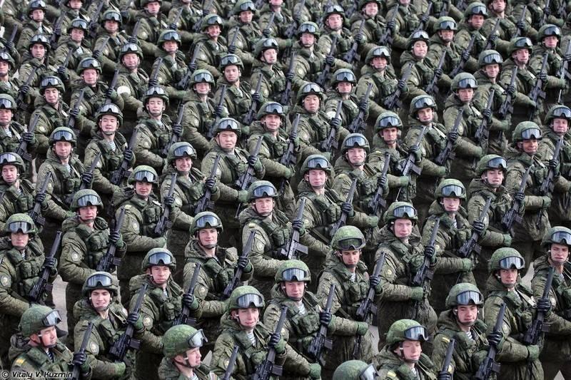 Российская армия возглавила рейтинг сильнейших армий Европы