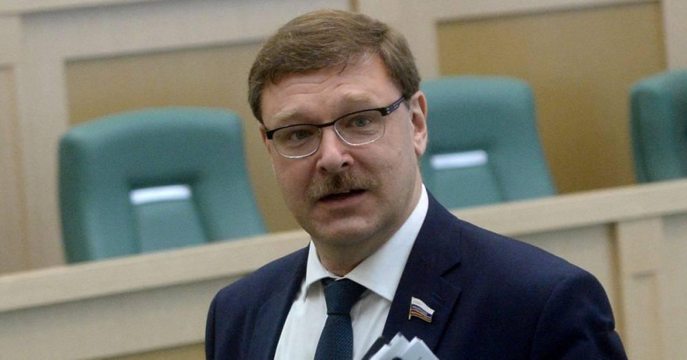 Косачёв рассказал, какой видит ситуацию в США после выборов в Конгресс