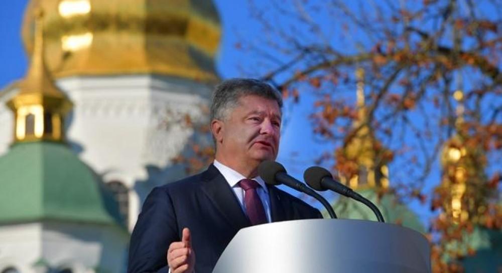 В РПЦ отреагировали на призыв Порошенко покинуть Украину