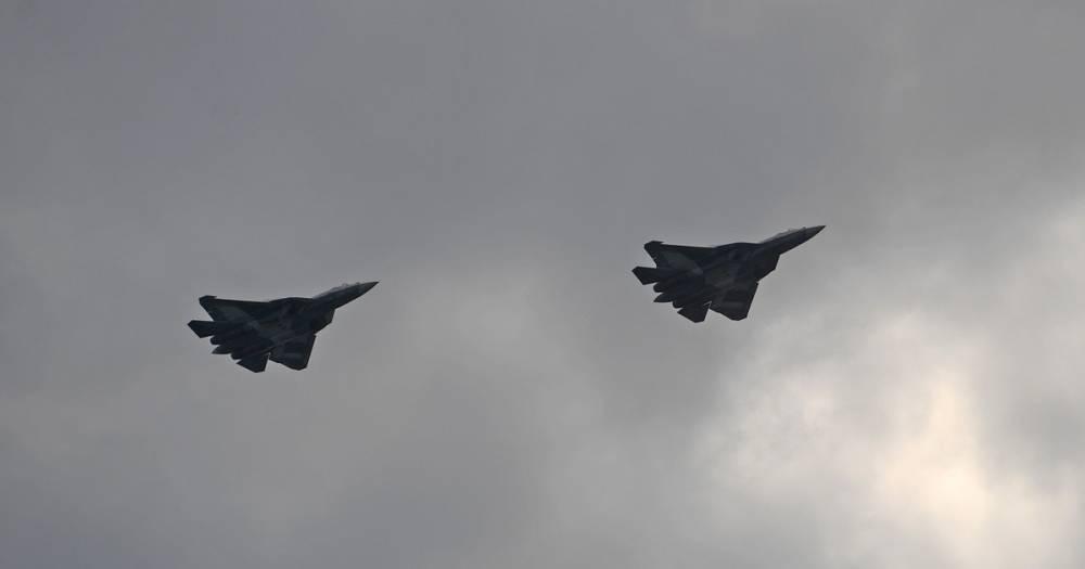 В Минобороны рассказали о воздушных разведчиках у границ РФ
