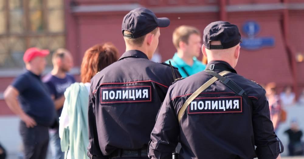 Россияне оценили работу полиции на ЧМ-2018