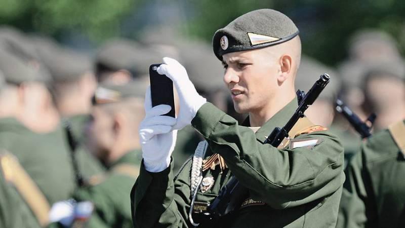 ГД одобрила законопроект о запрете военным публиковать свои данные