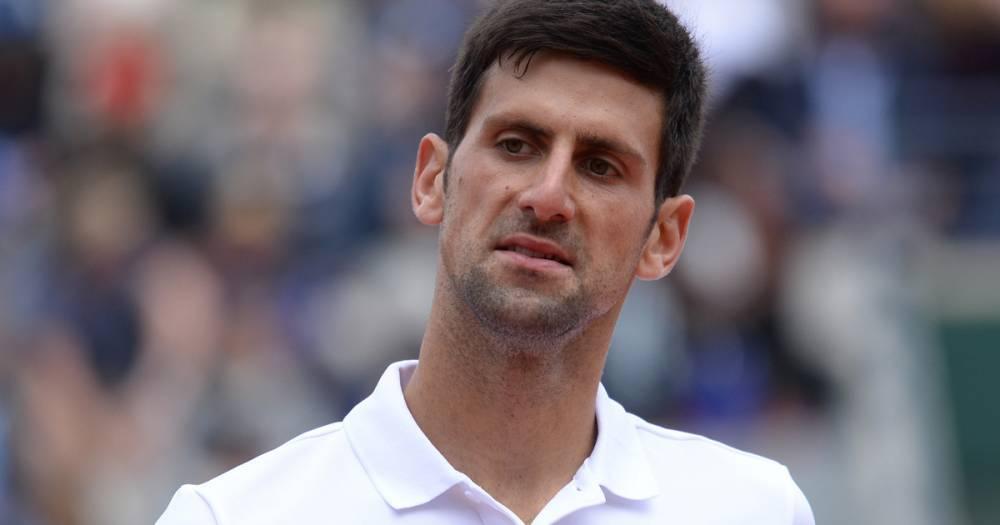 ATP признала Джоковича теннисистом года