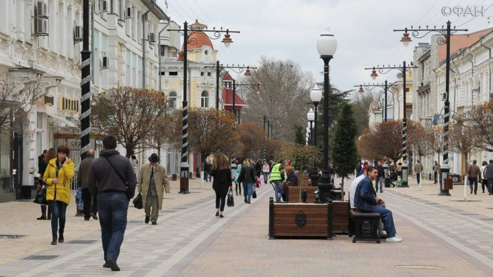 Столица должна блестеть:  Аксенов поручил придать статус Симферополю: фото и иллюстрации