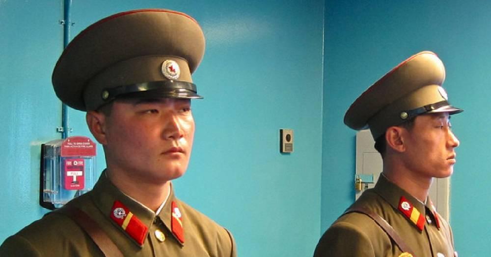 Солдат армии КНДР сбежал в Южную Корею