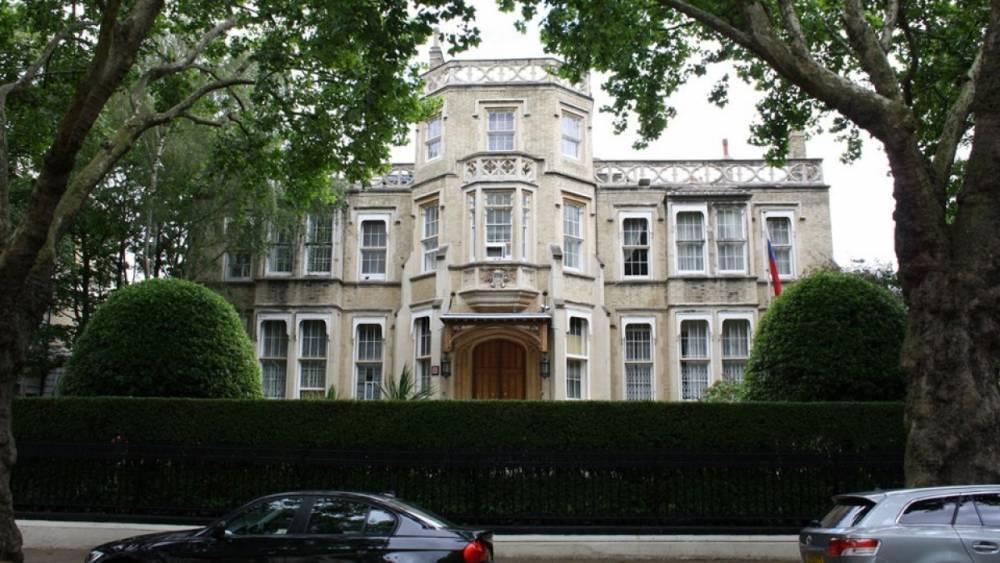 Посольство РФ в Великобритании подвергло критике проект Integrity Initiative