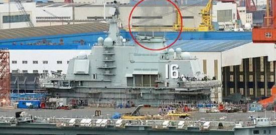 """В СМИ Китая прогнозируют скорый выход авианосцев """"Ляонин"""" и 001А в море"""