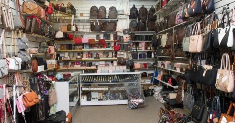 В Манчестере нашли крупнейший склад подделок известных брендов