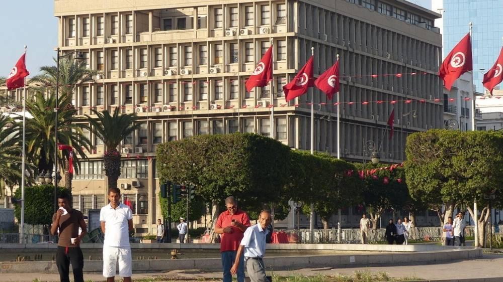 МИД РФ предупредил о новых протестных демонстрациях в Тунисе