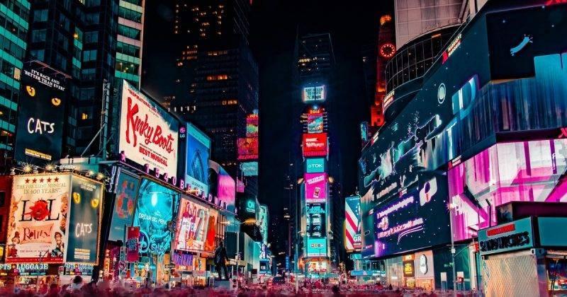 Новый год на Times Square: как занять лучшие места