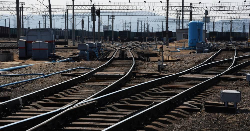 В Пермском крае с рельсов сошли семь пустых грузовых вагонов