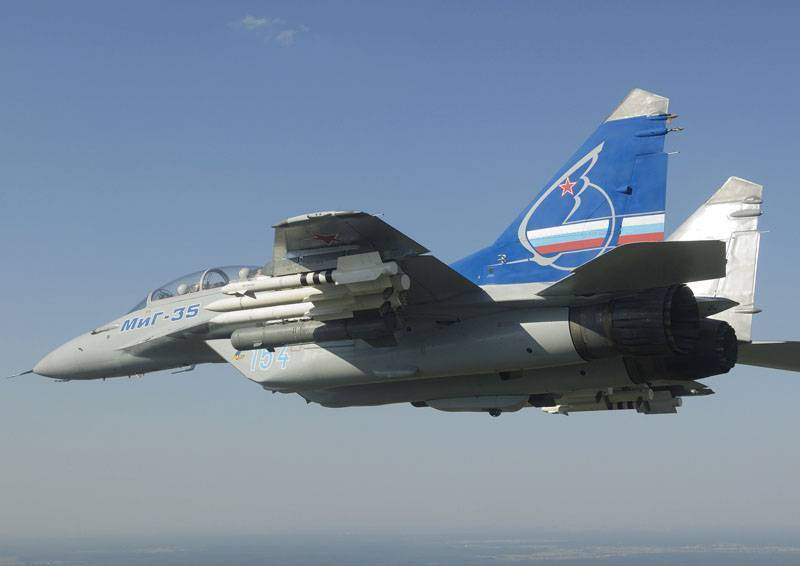 Китайские эксперты: МиГ-35 готов к современной войне