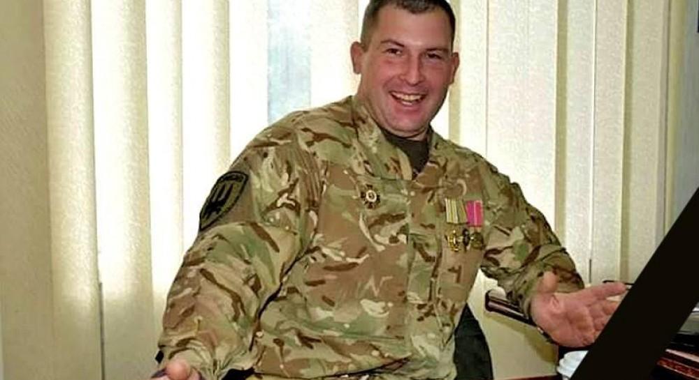Под Мариуполем от пули снайпера погиб нацгвардиец Денис Лошкарев из Херсона