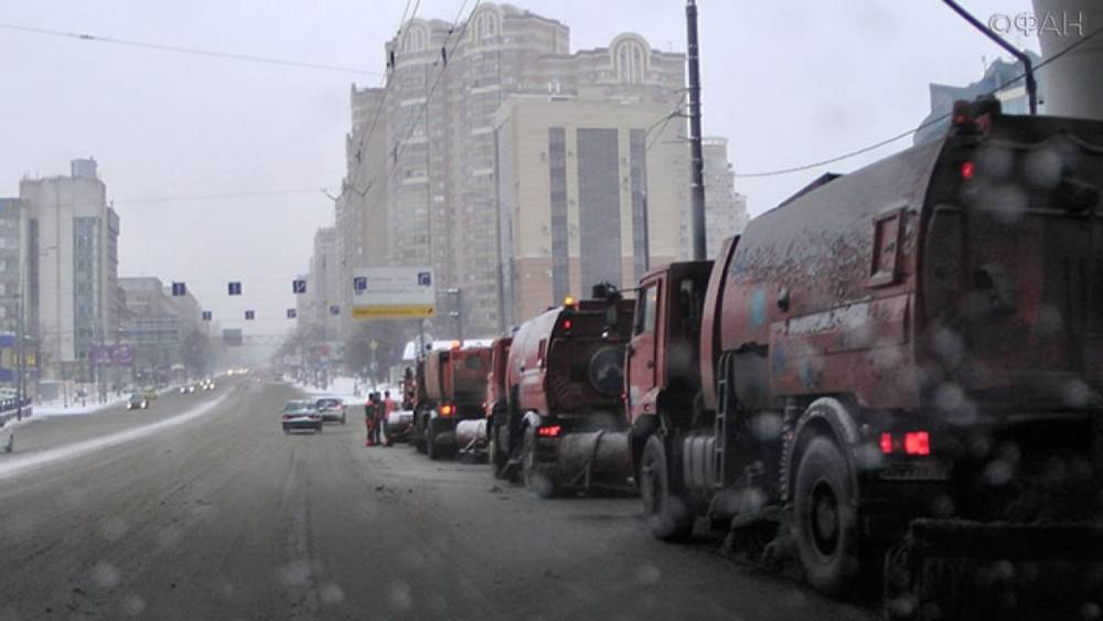 Синоптики предупредили москвичей о «морозном тумане»