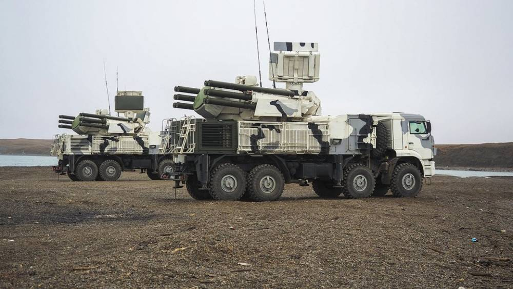Комплексы «Панцирь-С1» уничтожили большое число беспилотников в Сирии