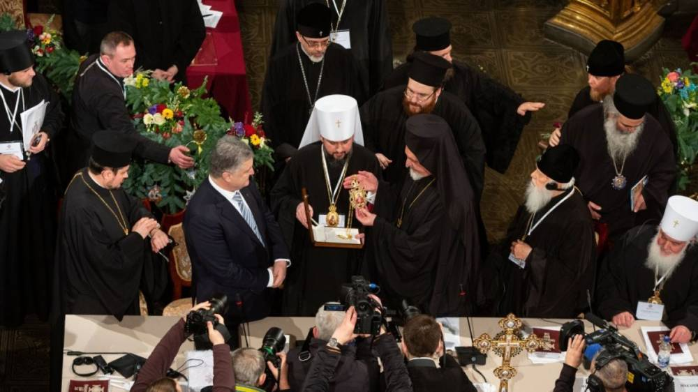 «Спецоперация с треском провалилась»: в Киеве назвали «поместный собор» поражением для Порошенко