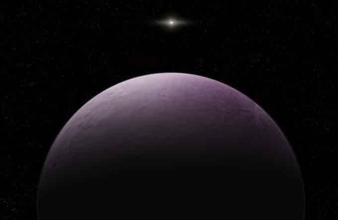 Астрономы обнаружили карликовую планету, которая является самым отдаленным объектом в Солнечной системе