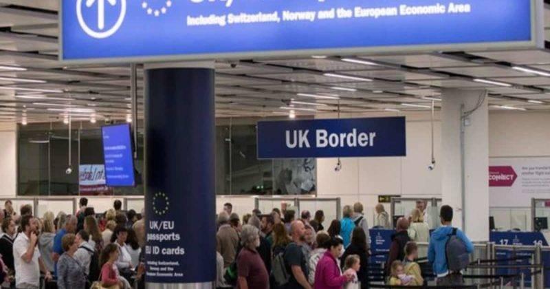 После Brexit при посещении ЕС британцы будут платить €7