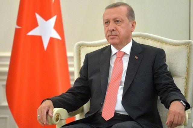 Эрдоган предложил способ решения инцидента в Керченском проливе