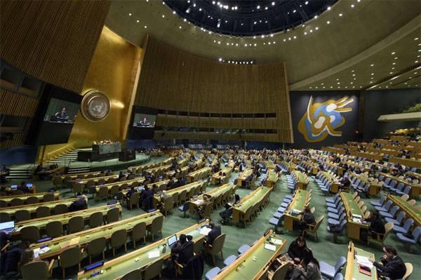 Против украинской резолюции по Крыму в ООН высказались БРИКС и ещё 22 страны