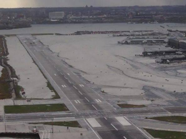 Чем грозит изменение климата крупным международным аэропортам США