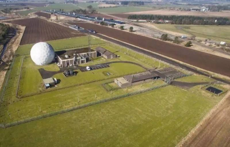 В Шотландии выставили на продажу станцию слежения за советскими спутниками