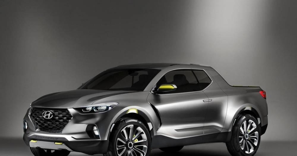 KIA вслед за Hyundai приступила к созданию первого собственного пикапа