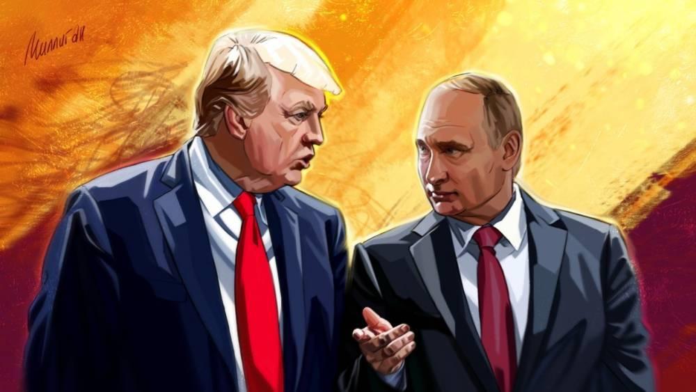 Песков назвал цель сорванной встречи Путина и Трампа